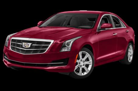 2017 Cadillac ATS Exterior