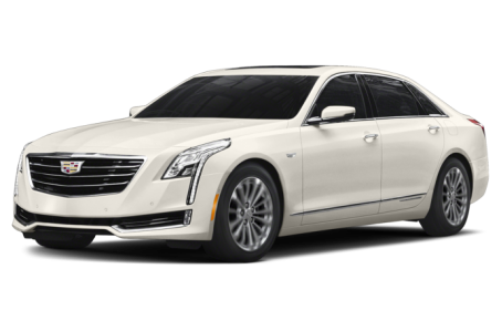 New 2017 Cadillac CT6 PLUG-IN Exterior