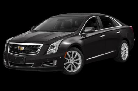 New 2017 Cadillac XTS Exterior