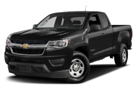 2017 Chevrolet Colorado Exterior