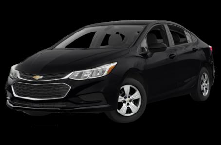 2017 Chevrolet Cruze Exterior
