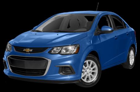 2017 Chevrolet Sonic Exterior