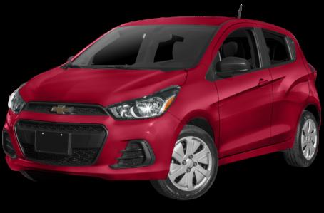 2017 Chevrolet Spark Exterior