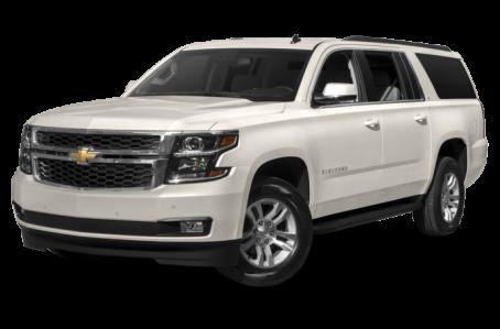 2017 Chevrolet Suburban Exterior