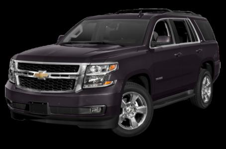 2017 Chevrolet Tahoe Exterior