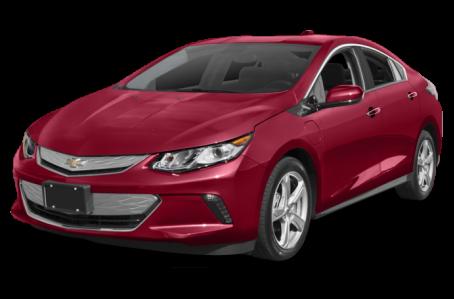 2017 Chevrolet Volt Exterior