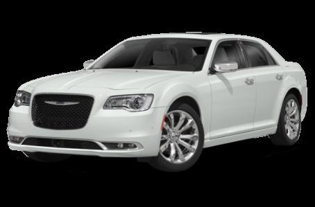 2017 Chrysler 300 Exterior