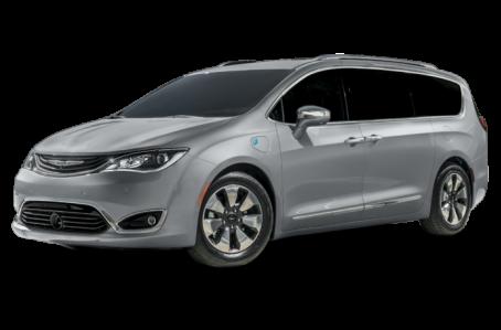 2017 Chrysler Pacifica Hybrid Exterior