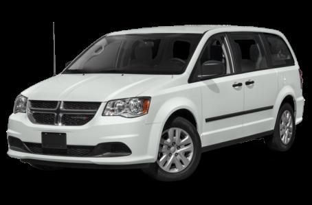 2017 Dodge Grand Caravan Exterior