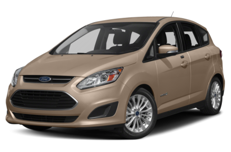 2017 Ford C-Max Hybrid Exterior