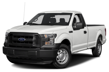 New 2017 Ford F-150 Exterior