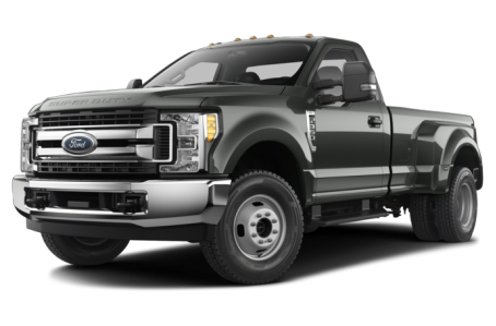 2017 Ford F-350 Exterior