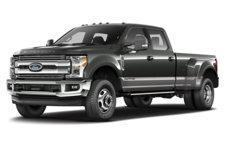 2017 Ford F-450 Exterior