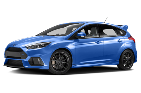 2017 Ford Focus RS Exterior