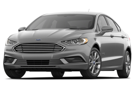2017 Ford Fusion Hybrid Exterior
