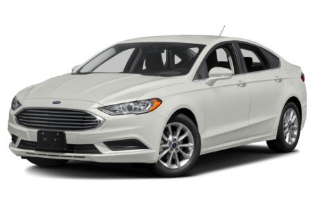 2017 Ford Fusion Exterior