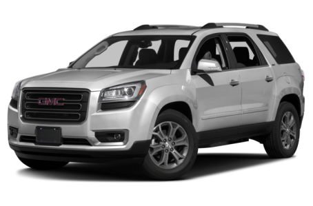 2017 GMC Acadia Limited Exterior
