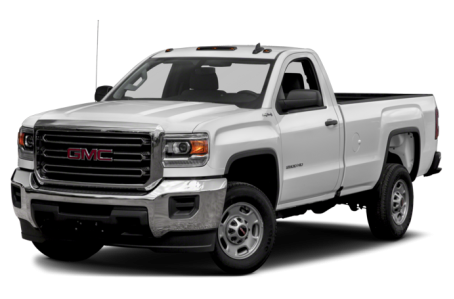 New 2017 GMC Sierra 2500HD Exterior