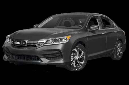 New 2017 Honda Accord Exterior