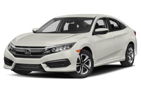 New 2017 Honda Civic Exterior