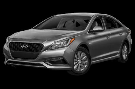 New 2017 Hyundai Sonata Hybrid Exterior