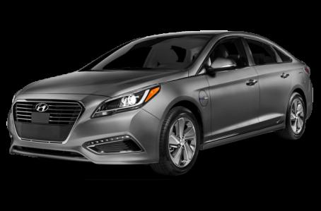 2017 Hyundai Sonata Plug-In Hybrid Exterior