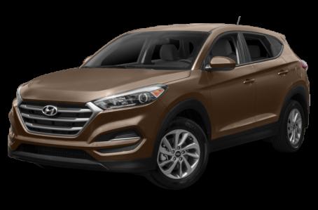 2017 Hyundai Tucson Exterior