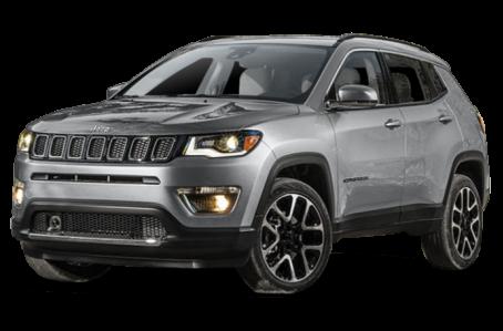 2017 Jeep Compass Exterior