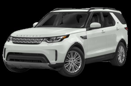 2017 Land Rover Discovery Exterior