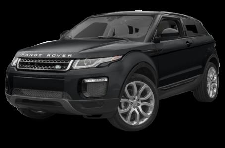 New 2017 Land Rover Range Rover Evoque Exterior