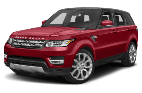 2017 Land Rover Range Rover Sport Exterior