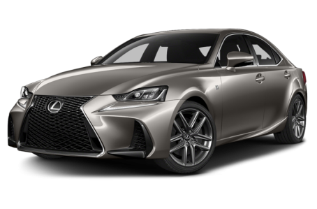 2017 Lexus IS 200t Exterior