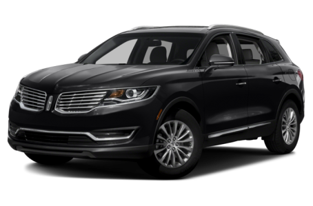 2017 Lincoln MKX Exterior
