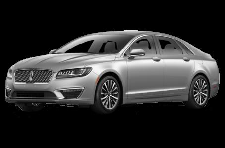 2017 Lincoln MKZ Hybrid Exterior