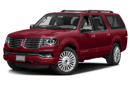 2017 Lincoln Navigator L Exterior