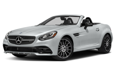 New 2017 Mercedes-Benz AMG SLC 43 Exterior