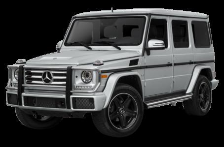 2017 Mercedes-Benz G-Class Exterior