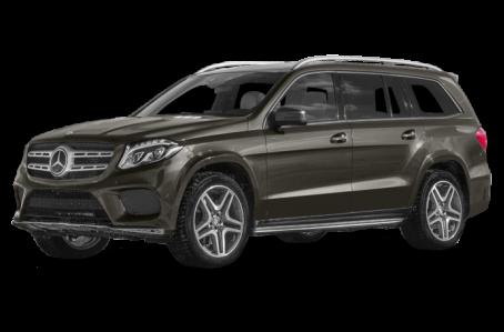 2017 Mercedes-Benz GLS-Class Exterior