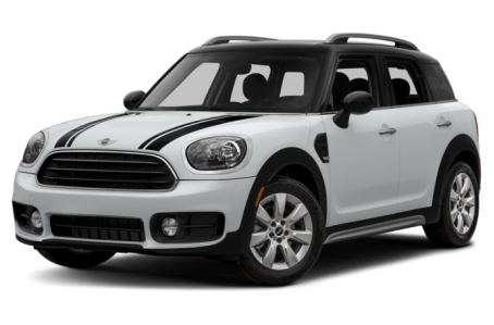 2017 MINI MINI-Countryman Exterior