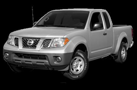 2017 Nissan Frontier Exterior