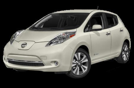 2017 Nissan LEAF Exterior