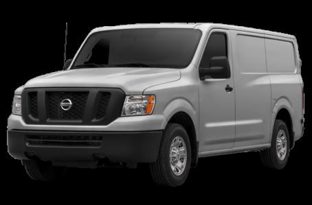 2017 Nissan NV Cargo NV1500 Exterior