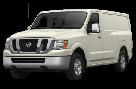 2017 Nissan NV Cargo NV2500 HD Exterior