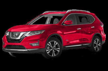 2017 Nissan Rogue Hybrid Exterior