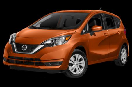 2017 Nissan Versa Note Exterior