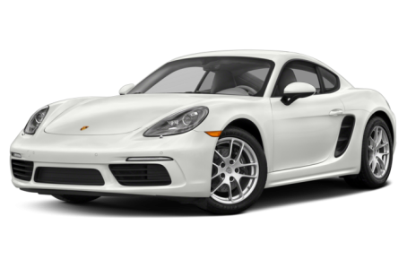 2017 Porsche 718 Cayman Exterior