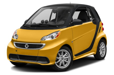 2017 smart fortwo electric drive Exterior