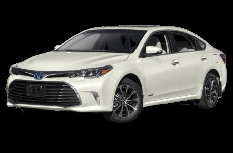 2017 Toyota Avalon Hybrid Exterior