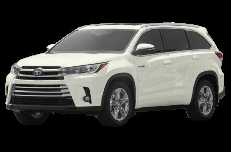 2017 Toyota Highlander Hybrid Exterior