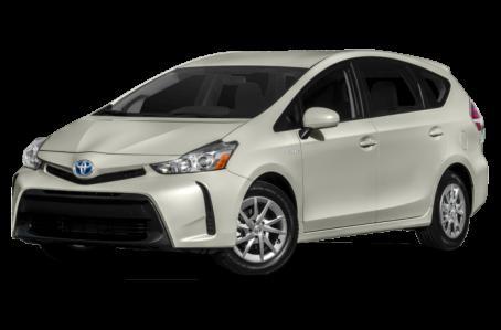 2017 Toyota Prius v Exterior